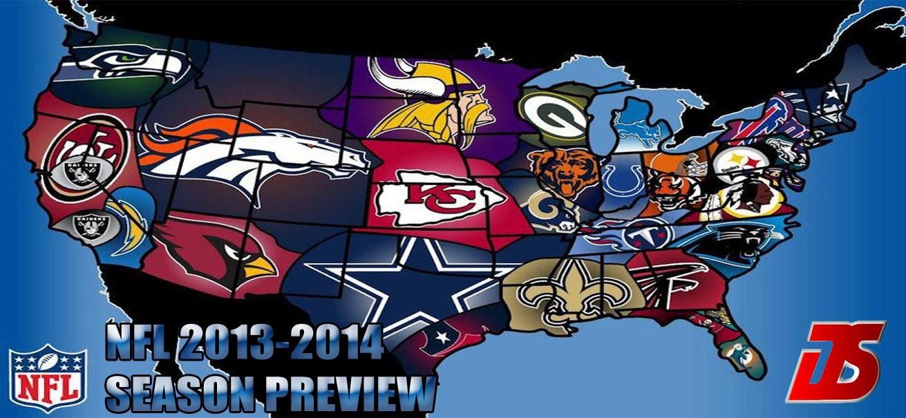 NFL Team Logos 2014